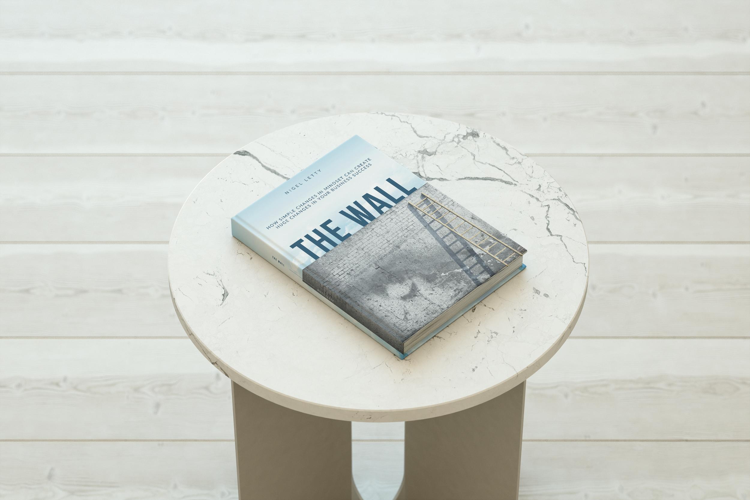 Book Cover Mockup